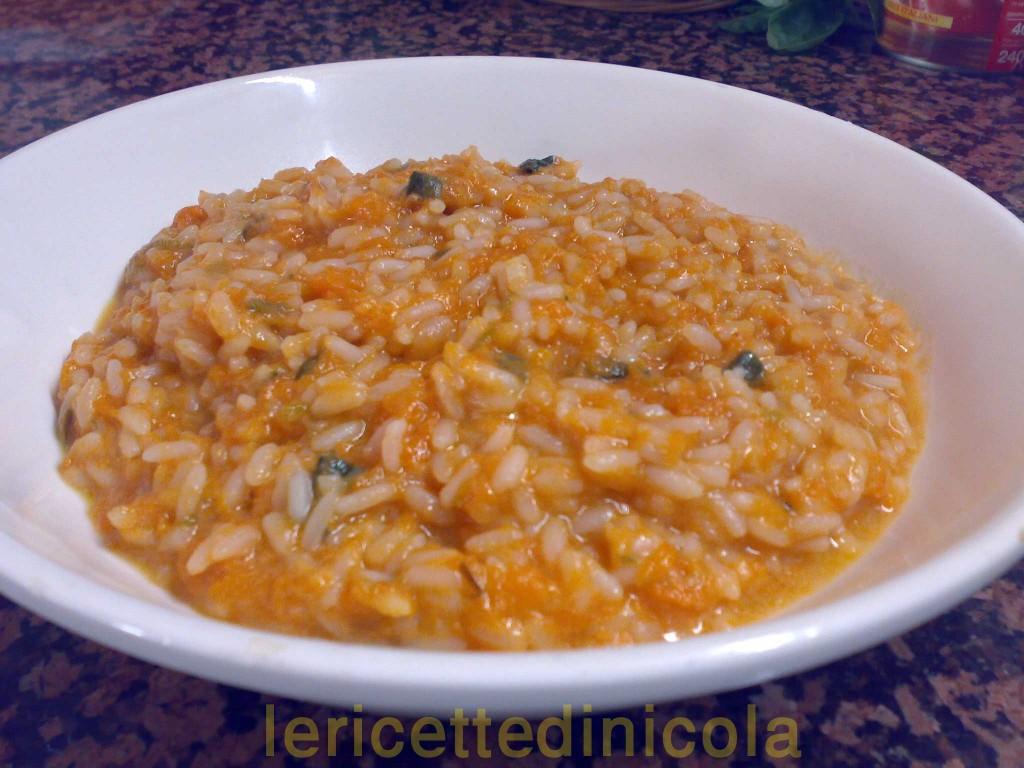 Ricette risotti le ricette di nicola for Risotto ricette