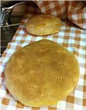 cucina,ricetta,ricette,come fare il pane in casa,ricetta fotografata,lievito madre,pane casereccio