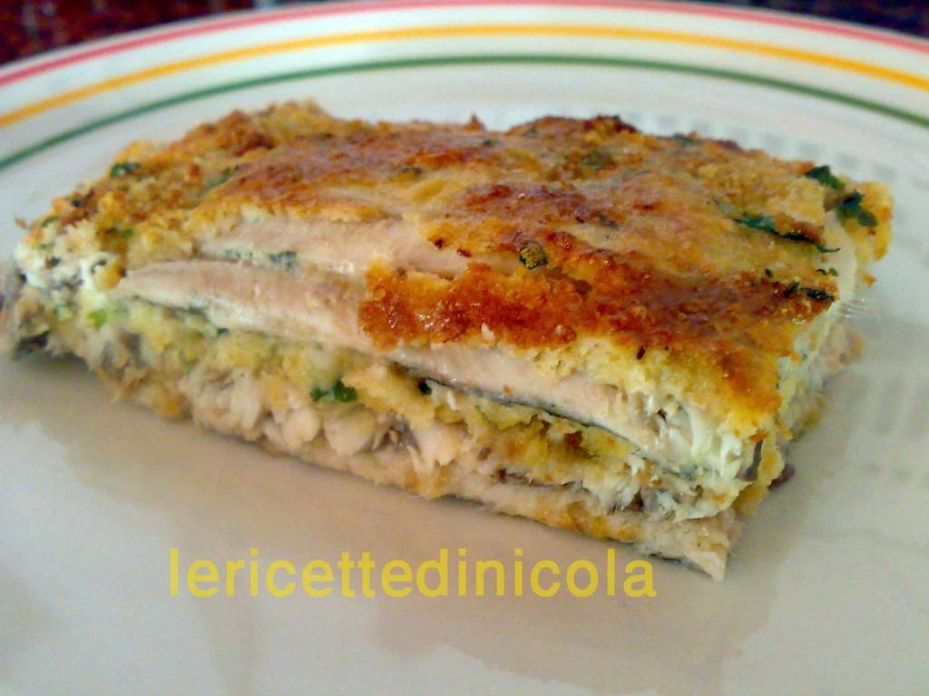 Favorito Pesce Azzurro | Le ricette di Nicola MM83