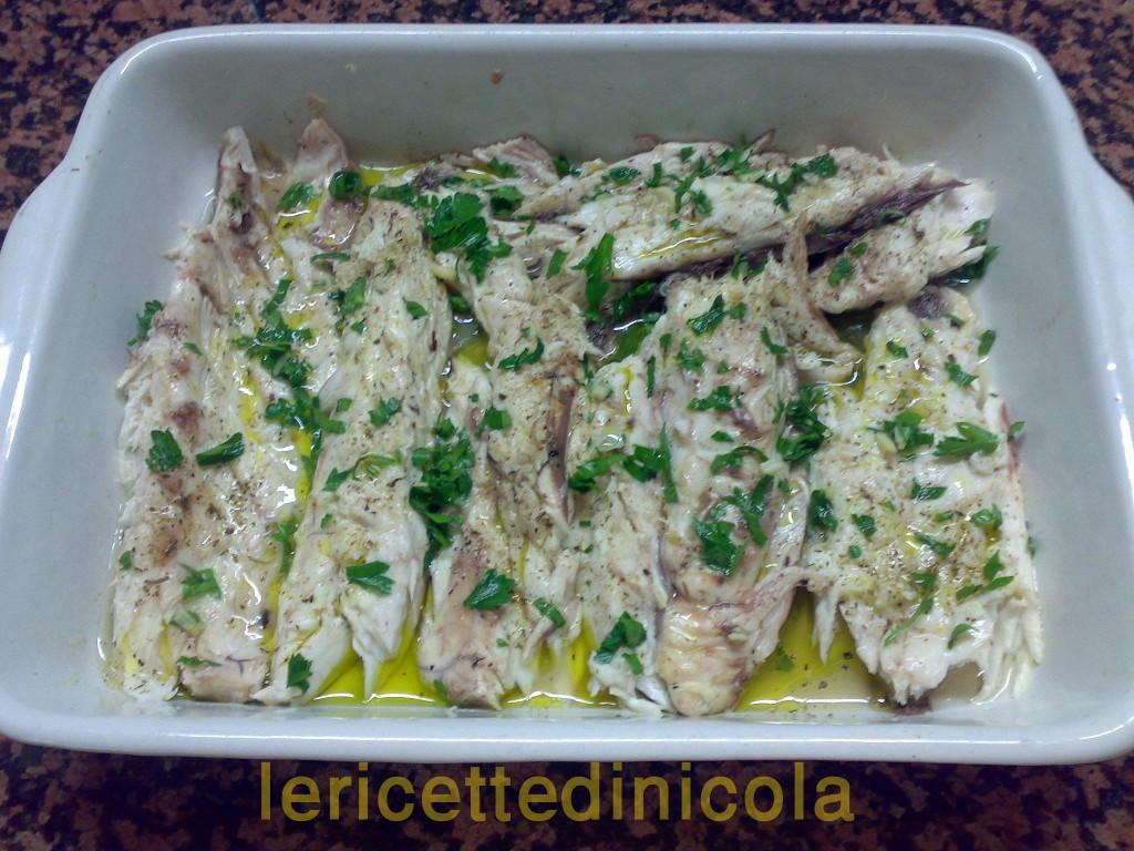 Pesce azzurro le ricette di nicola - Cucinare lo sgombro al forno ...