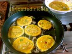 cucina,ricetta,ricette,ricette frittelle,frittate,ricette fotografate,ricette economiche,