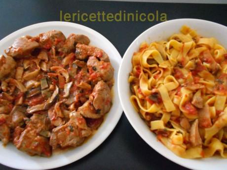 cucina,ricetta,ricette,primi piatti,ricette tacchino,ricette con foto passo dopo passo,carni bianche,funghi secchi,