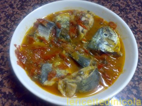 cucina,ricetta,ricette,ricetta lampuca,ricetta pesce azzurro,capone,ricetta siciliana