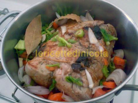 cucina,ricetta,ricette,ricetta lonza di maiale,ricetta  fotografata,ricetta di carne,ricetta pranzo di natale
