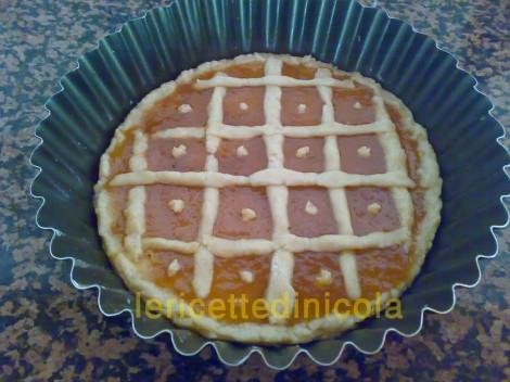 cucina,ricetta,ricette,crostate,marmellate,albicocche,ricetta fotografata,dolci,scuola di cucina,colazione,