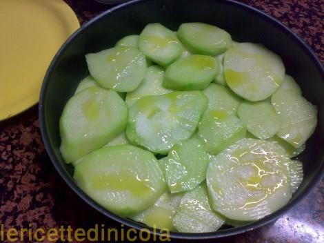 cucina,ricetta,ricette,ricette zucchine,zucchine spinose,ricetta fotografata,scuola di cucina,ricetta vegetariana,contorni,antipasti,