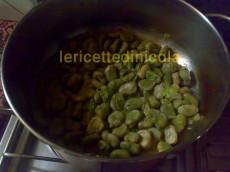 cucina,ricetta,ricette,ricette primavera,ricette con fave,primi piatti,ricette vegetariane,ricette fotografate