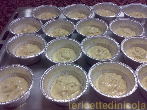 cucina,ricetta,ricette,dolci,ricette muffin,ricette con nocciole,ricette con cioccolato,dolci casalinghi,ricetta fotografata,