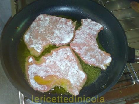 cucina,ricetta,ricette,ricette carne,ricetta illustrata,scuola di cucina,come cucinare le fettine di vitello