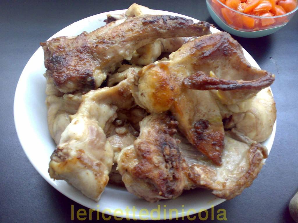 Come Cucinare Il Coniglio | Le ricette di Nicola