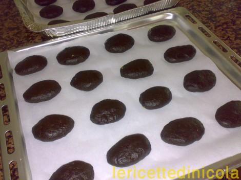 cucina,ricetta,ricette,dolci tradizionali,dolci autunnali,dolci al cioccolato,ricetta fotografata,biscotti al cioccolato,dolci tipici siciliani,