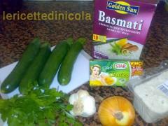 cucina,ricetta,ricette,risotti,ricette con zucchine,ricette fotografate,