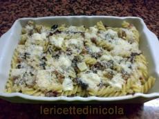 cucina,ricetta,ricette,ricette primi piatti,radicchio,gorgonzola,noci,ricetta fotografata,ricetta cotto e mangiato,cucina italiana