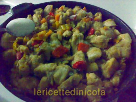 cucina,ricetta,ricette,ricette pollo,ricette agrodolce,ricette fotografate,come cucinare pollo,ricette cucina tradizionale