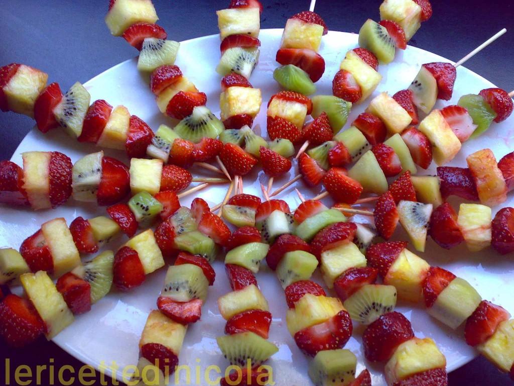 Come Presentare La Frutta.Come Presentare La Frutta Lericettedinicola It