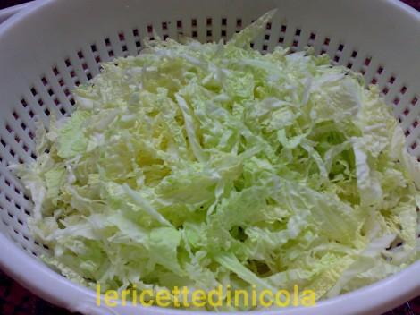 cucina,ricetta,ricette,ricetta cavolo verza,ricetta fotografata,verza,pancetta,
