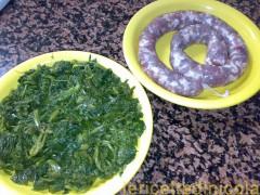 cucina,ricetta,ricette,ricette torte salate,scacciata siciliana,ricetta fotografata,ricette con salsiccia,ricette con verdure,