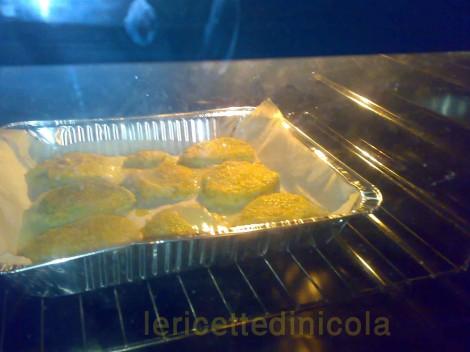 cucina,ricetta,ricette,ricette zucchine spinose,ricette vegetariane,ricette fotografate,cotolette vegetariane,
