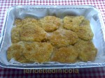 cucina,ricetta,ricette,ricette zucchine spinose,ricette vegetariane,ricette fotografate,cotolette vegetariane