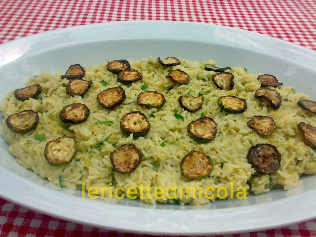 Le ricette di nicola consigli e segreti della cucina for Ricette risotti