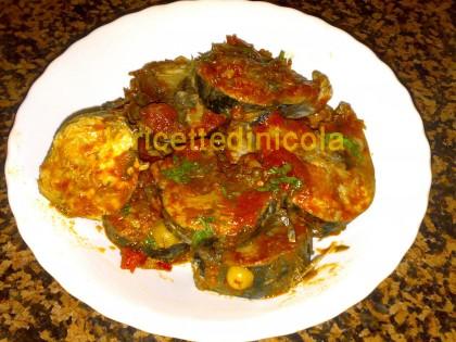 cucina,ricetta,ricette,ricetta pesce azzurro,ricetta tonnetti,ricetta con foto,cucina tradizionale siciliana,dieta mediterranea