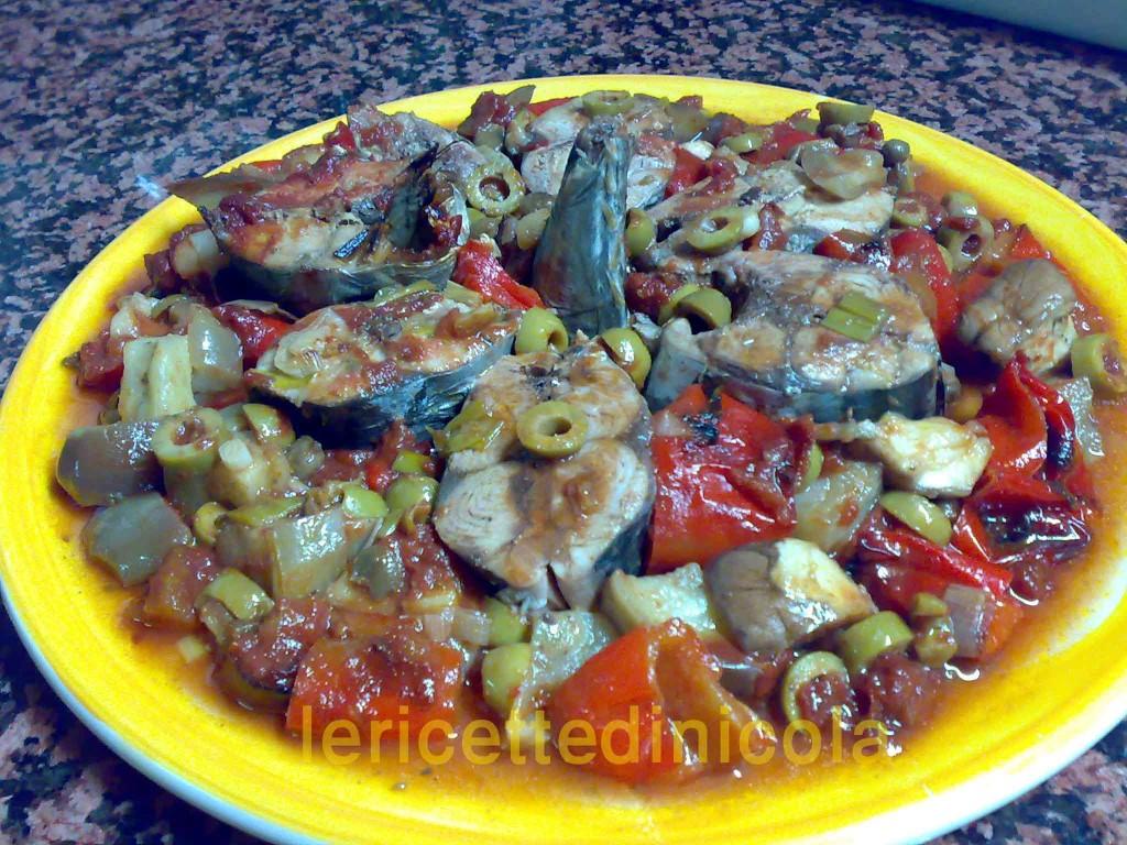 ricette pesce azzurro | le ricette di nicola - Come Si Cucina Il Pesce