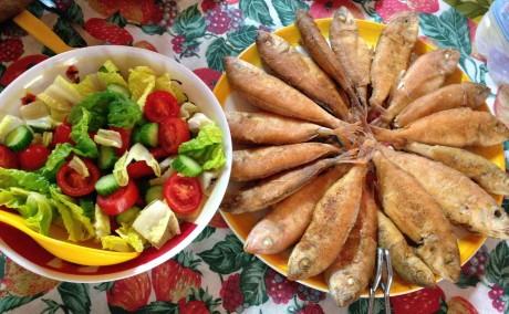 cucina,ricetta,ricette,ricette pesce,ricette fotografate,scazzupoli,pesce fresco,