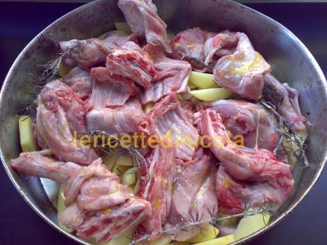 cucina,ricetta,ricette,ricette agnello,ricetta fotografata,cottura al forno,