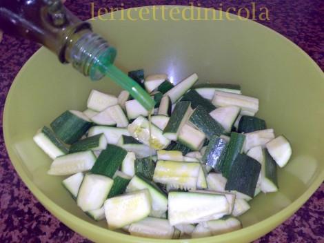 cucina,,ricetta,ricette,verdure gratinate,ricetta con zucchine,ricetta con finocchi,ricetta fotografata,contorni di verdure,