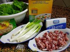 cucina,ricetta,ricette,risotti,rucola,ricette fotografate,ricette cotto e mangiato