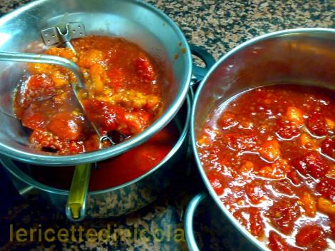 cucina,ricetta,ricette,ricetta mostarda di fichi d'india,ricetta siciliana,ricetta fotografata,dolci tipici,ricette tradizione siciliana,