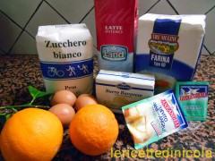 cucina,ricetta,ricette,ricette dolci,dolci con arance,dolci fatti in casa,ricette siciliane,