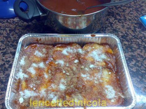 cucina,ricetta,ricette,ricetta melanzane,ricetta dietetica,ricetta fotografata,ricetta parmigiana,