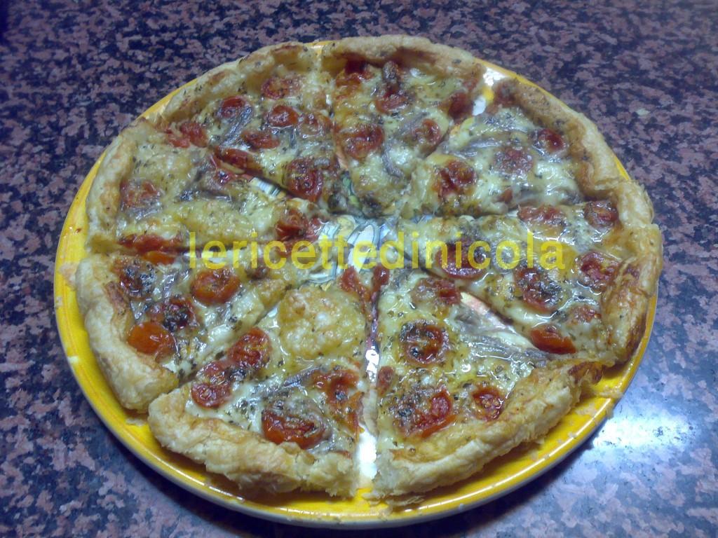 Ricette pasta sfoglia le ricette di nicola for Torte salate con pasta sfoglia