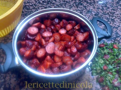 cucina,ricetta,ricette,marmellate,fragole,confetture,conserve,