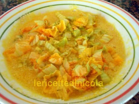 cucina,ricetta,ricette,ricette con fiori di zucca,frittate,antipasti,ricette siciliane,ricette economiche,