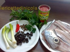 cucina,ricetta,ricette,ricette pesce azzurro,ricette pesce spatola,come preparare il pesce spatola,ricette fotografate,