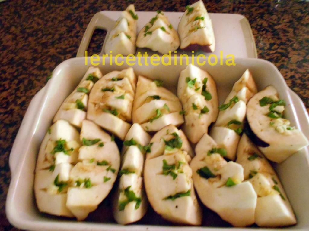 Ricette melanzane le ricette di nicola for Melanzane ricette