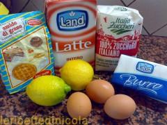 cucina,ricetta,ricette,crema al limone,ricetta fotografata,come preparare crema al limone,