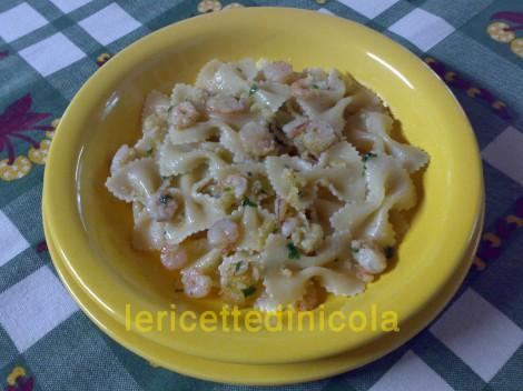 cucina,ricetta,ricette,ricette pasta,ricette primi piatti,ricette fotografate,ricette gamberi